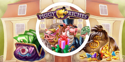 paf kasiino piggy riches