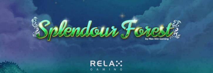 splendour forest slot relax