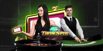 ninja kasiino live twin spin