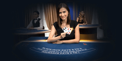 optibet kasiino evolution blackjack