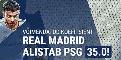 coolbet real madrid 35koef