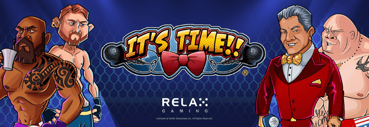 its time slot relax gaming