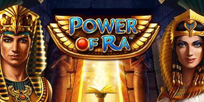 power of ra slot