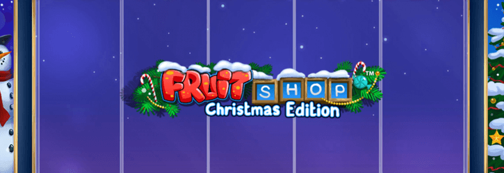 fruit shop christmas edition slot netent