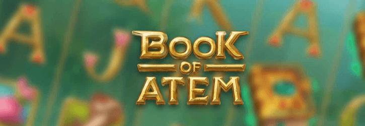 book of atem slot all41studios