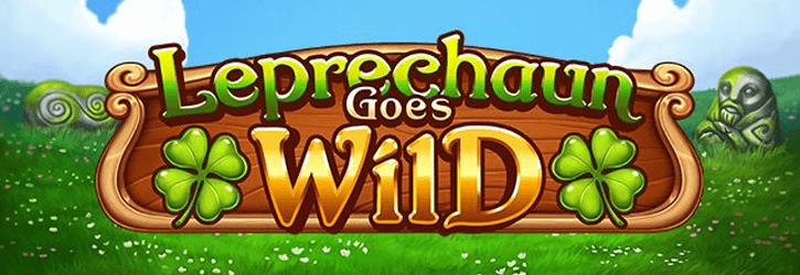 leprechaun goes wild slot playngo