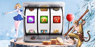 ninja kasiino talveturniir