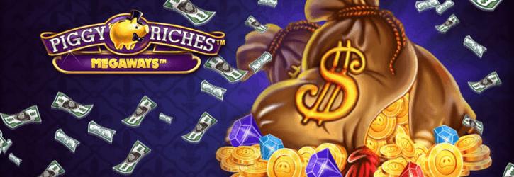 piggy riches megaways slot netent