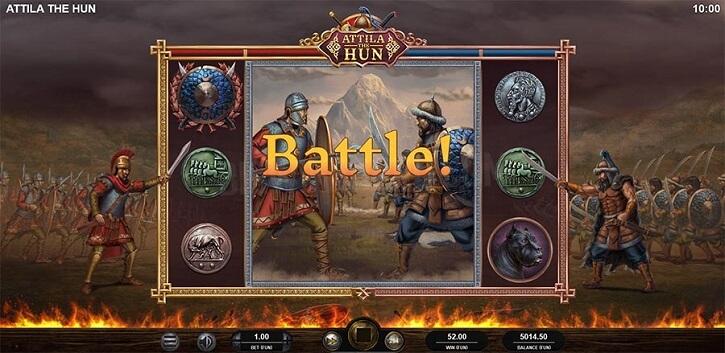 attila the hun slot bonus