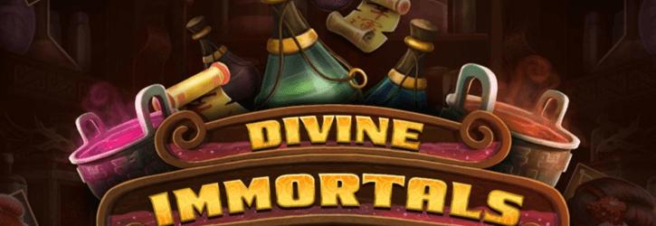 divine immortals slot microgaming