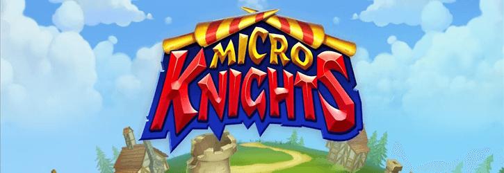 micro knights slot elk studios