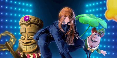 ninja kasiino vapustavad keerutused