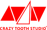 Crazy Tooth Studio Logo