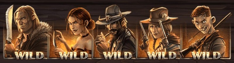 dead or alive 2 slot wilds
