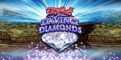 double triple davinci diamonds slot