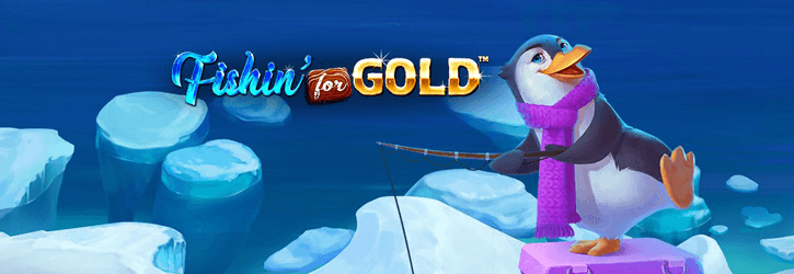 fishin for gold slot isoftbet