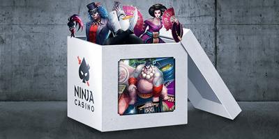 ninja kasiino aprilli missioon