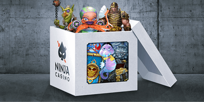 ninja kasiino aprilli yggdrasil missionid
