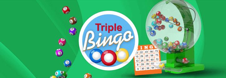 paf kasiino triple bingo kampaania