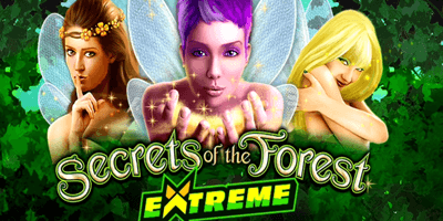 secrets of the forest extreme slot