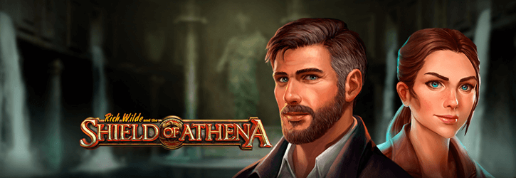 rich wilde and the shield of athena slot