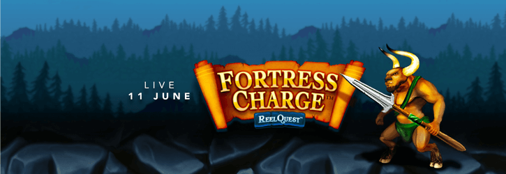 fortress charge slot microgaming