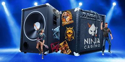 ninja kasiino rock festivali turniir