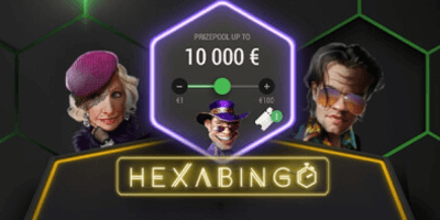 unibet bingo hexabingo