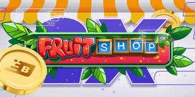 boost kasiino fruit shop cashback