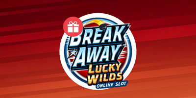 paf kasiino break away lucky wilds