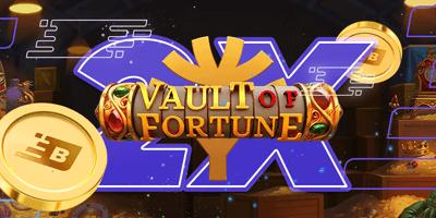 boost kasiino vault of fortune