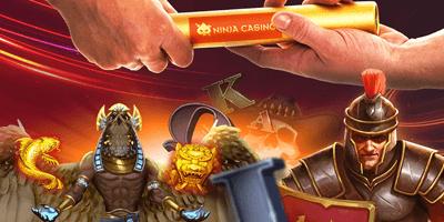 ninja kasiino kuldsed keerutused