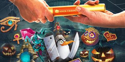 ninja kasiino kummitavad keerutused