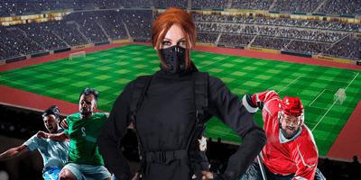 ninja sports tervitus boonus