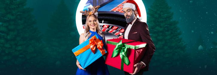 optibet live kasiino christmas kampaania