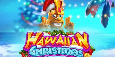 hawaiian christmas slot