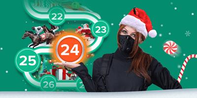 ninja kasiino christmas