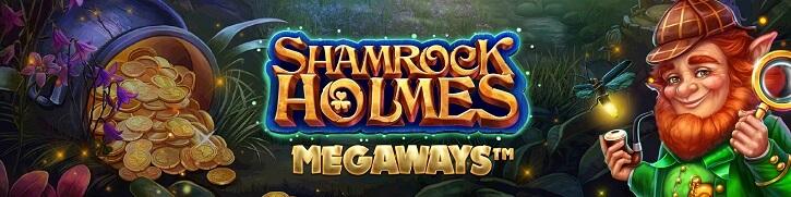 shamrock holmes megaways slot all41studios