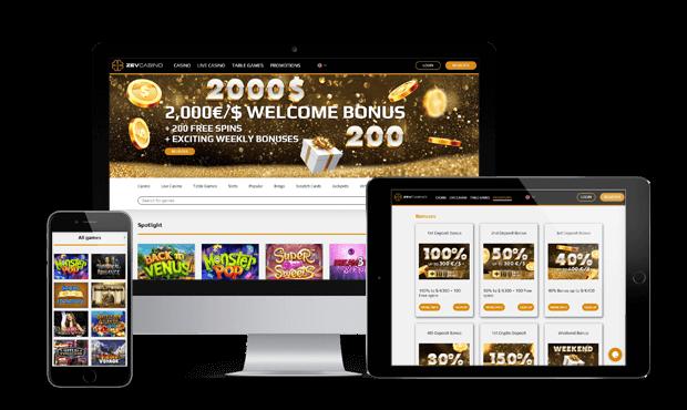 zevcasino website