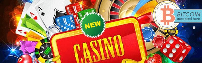новые биткоин казино