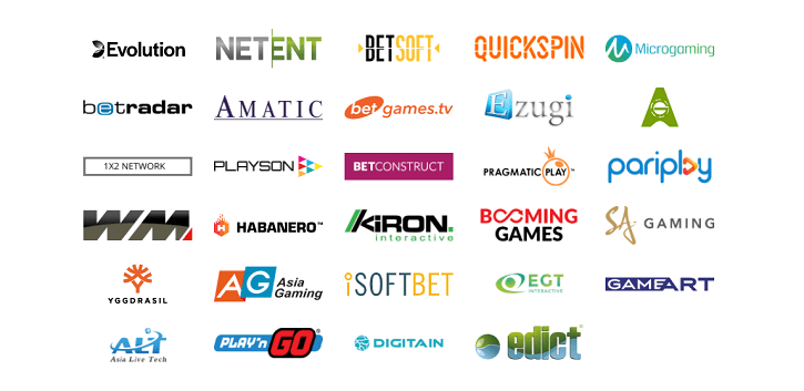 softgamings game providers